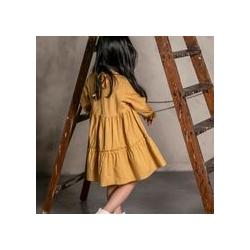 Medvilninė, stilinga, išskirtinė suknelė